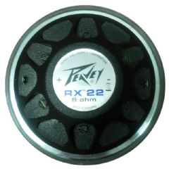 Genuine Peavey RX22 Complete HF Replacement Speaker Driver UL Impulse 4 or 8 Ohm
